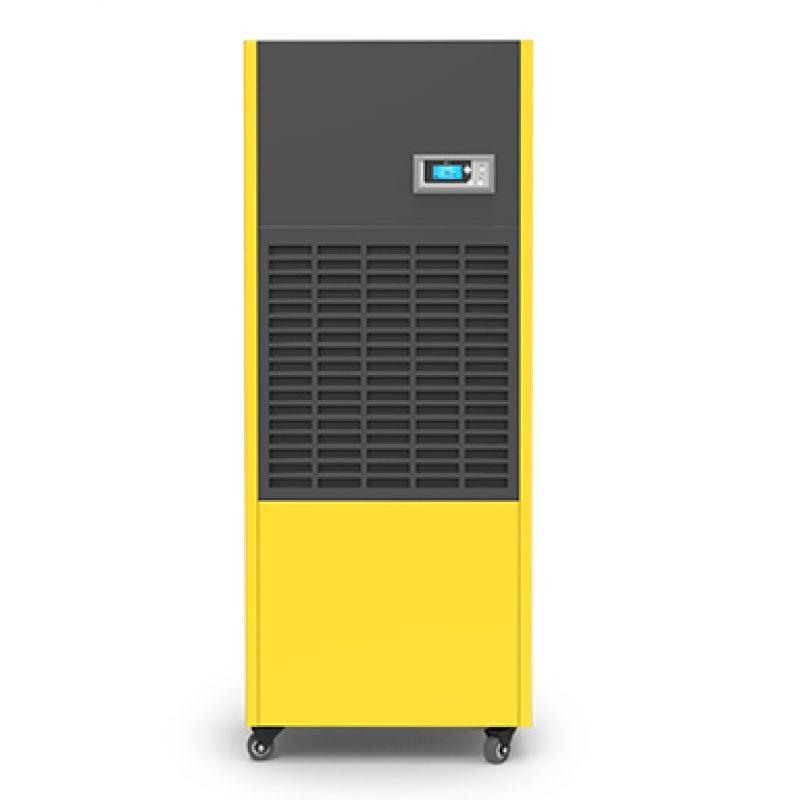 柜机式黄色除湿机系列12KG/H