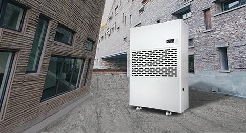 电子产品怎么防潮?大型电子储存仓库防潮除湿机