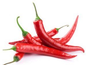 辣椒祛湿气 助你度过高温夏日