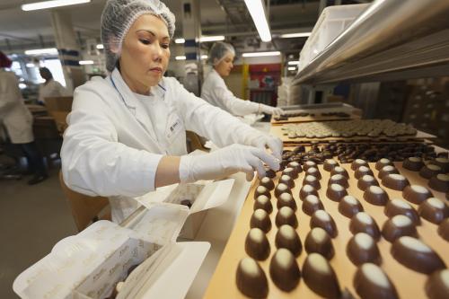 糖果生产也需要除湿机