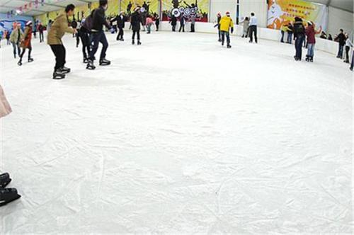 溜冰场的除湿管理