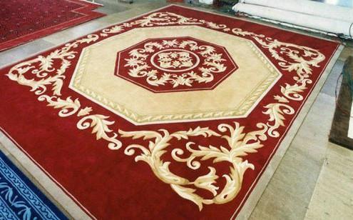 地毯干燥过程中的湿度控制