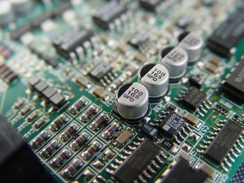 印制电路板储存的湿度控制