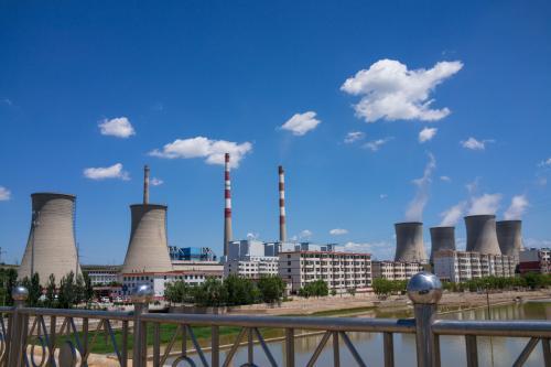 发电厂的湿度控制