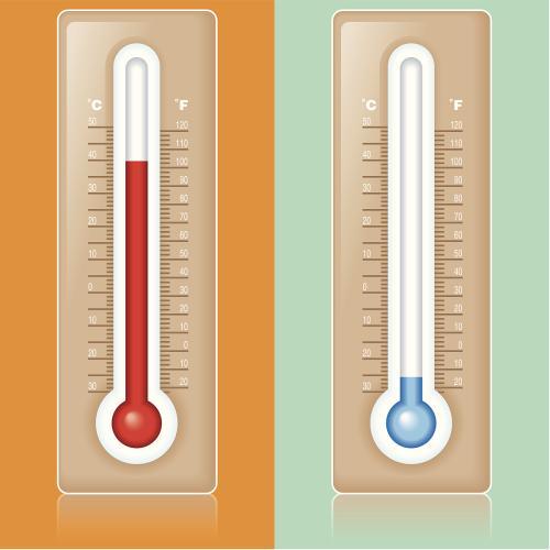 温度对除湿的影响