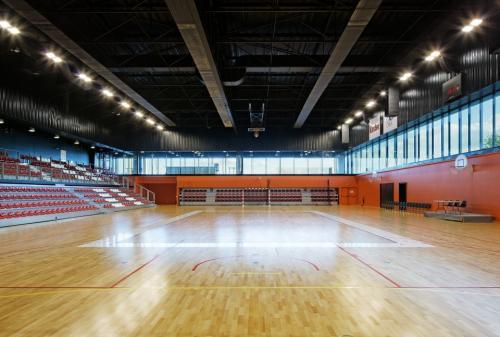 体育馆的湿度控制