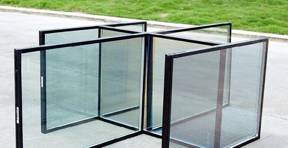 安全玻璃装置的湿度控制