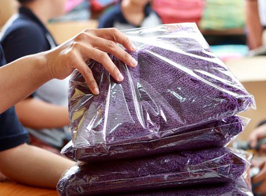 出口服装生产中除湿的重要性