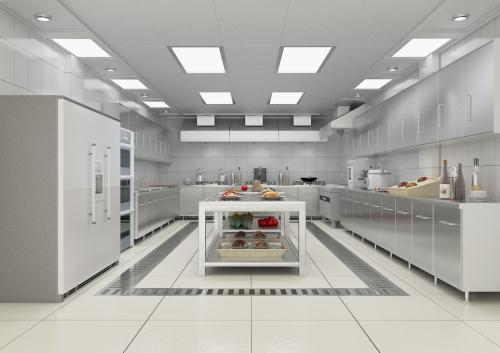 厨房地板该如何干燥?
