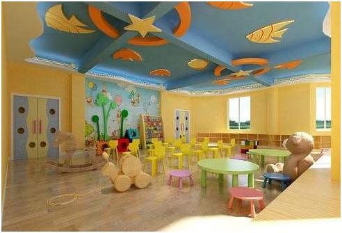 打造幼儿园良好的环境