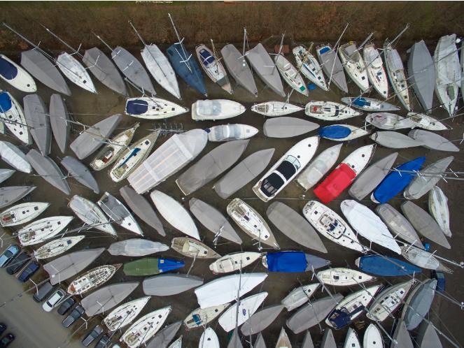 工业除湿机在船存储领域的应用
