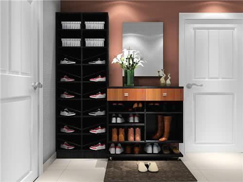 如何防止定制鞋柜发霉?