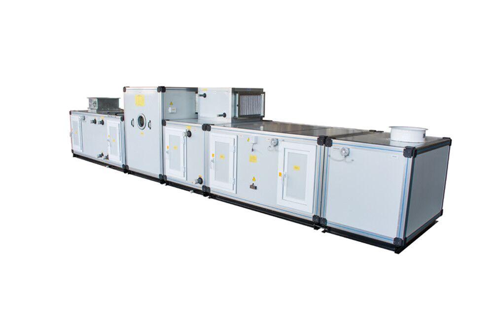 转轮除湿机在锂电行业中的应用