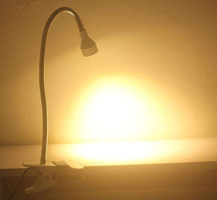 led照明灯具工作温度