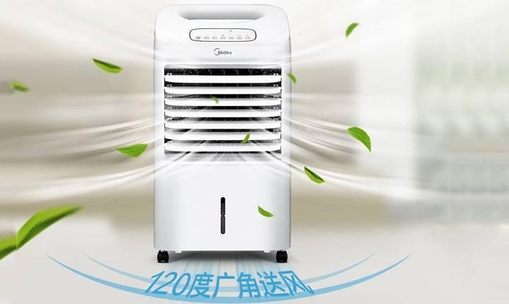买空调扇别被忽悠 降温效果的确有限