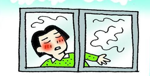 门窗紧闭有损健康
