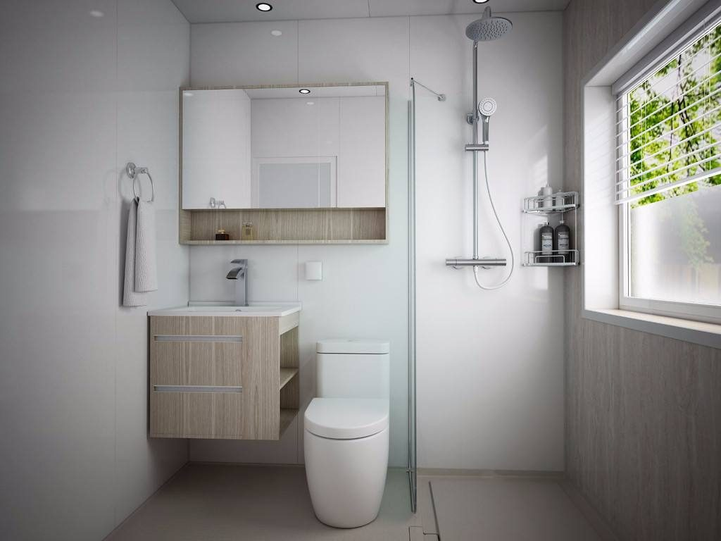 卫生间装修设计有原则