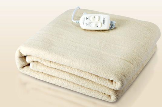 警惕过度使用电热毯伤身