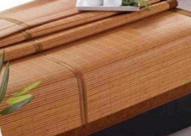 凉席的换季清洗方法及使用前的注意的事项
