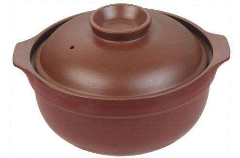 紫砂锅的清洁与保养