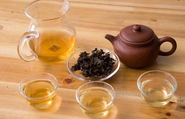 黑茶如何存储