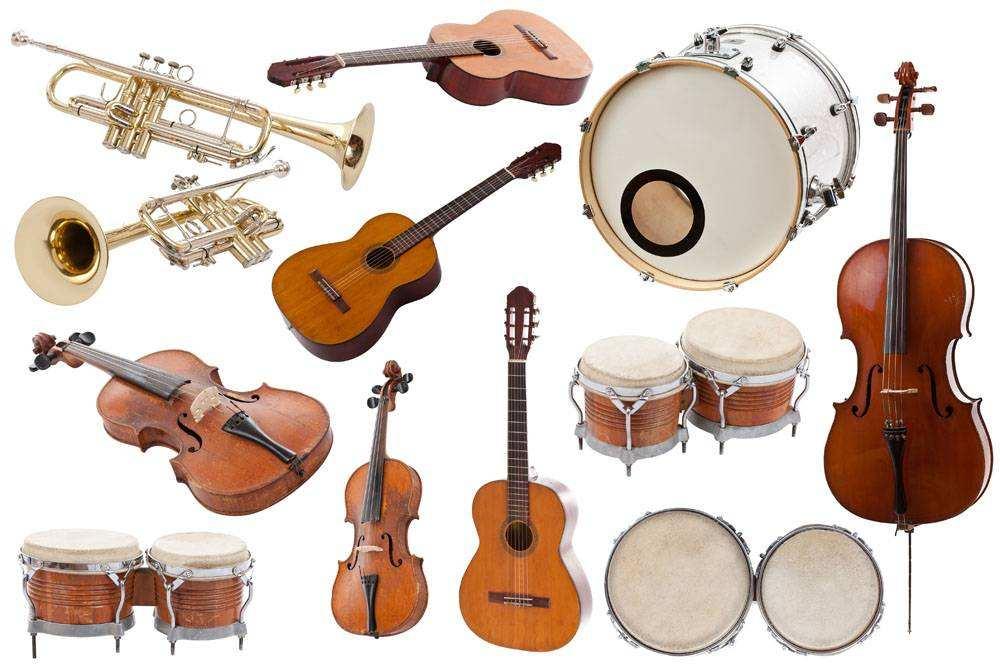 乐器们如何防潮