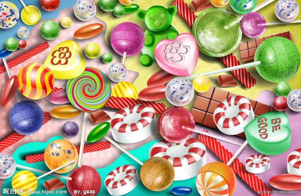 糖果生产存储要用除湿机处理防潮