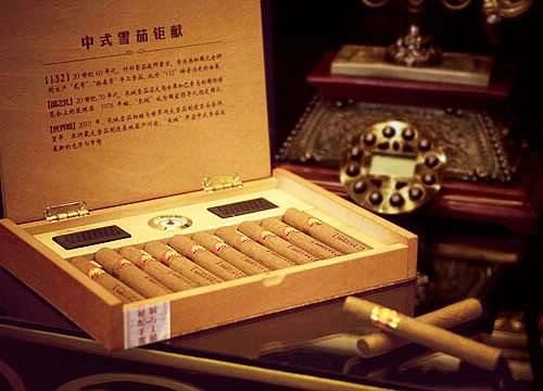 雪茄生产与库存的湿度,除湿机来解决