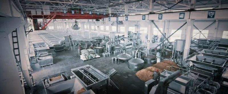 怎么去除酿酒厂车间水蒸汽?